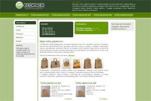 Torby papierowe - strona www