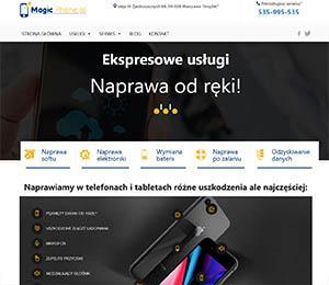 naprawa i serwis telefonów i smartfonów Magicphone zdjęcie
